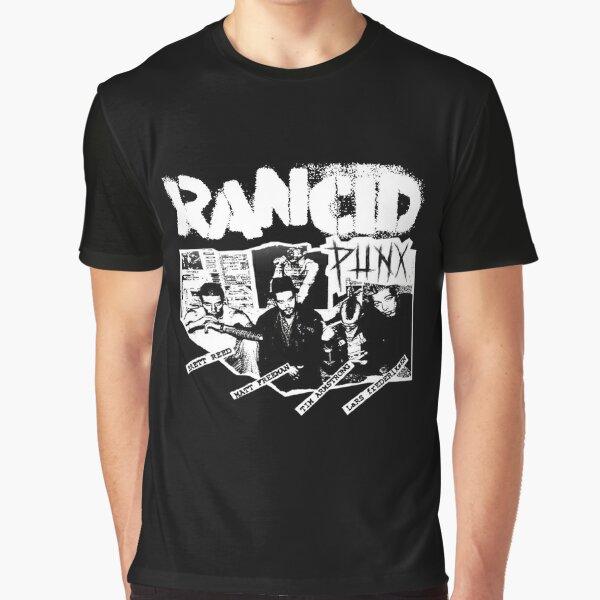American Punk Rock Operation Ivy Graphic T-Shirt