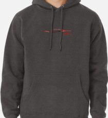 458 Silhouette  Pullover Hoodie