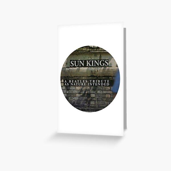 The Sun Kings - AR 2020 Greeting Card