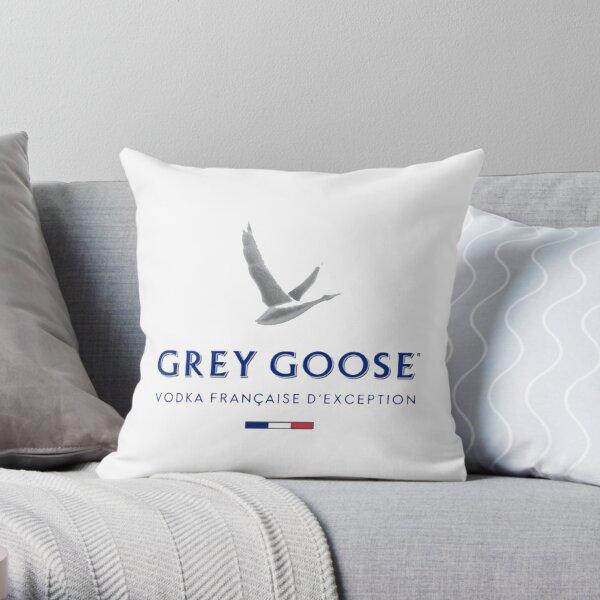 Grey Goose Vodka Throw Pillow