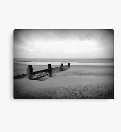 Shifting Sands.  Canvas Print