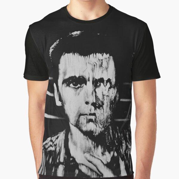 Peter Gabriel (Melt) Graphic T-Shirt