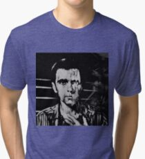 Peter Gabriel (Melt) Tri-blend T-Shirt