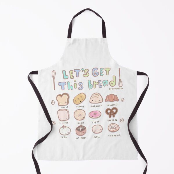 Let's Get This Bread Apron