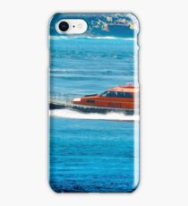 Pilot Boat - Port Phillip Heads Rip  iPhone Case/Skin