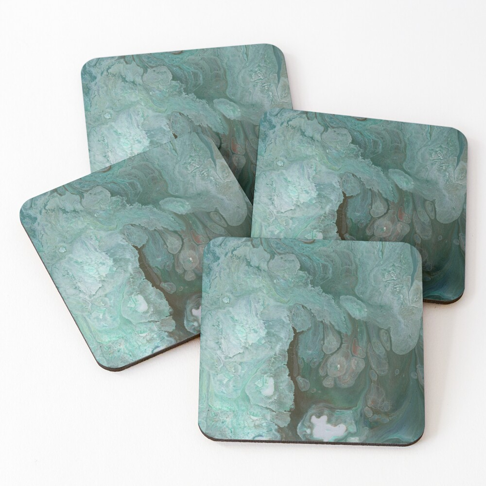Sudden Thaw 3 Coasters (Set of 4)