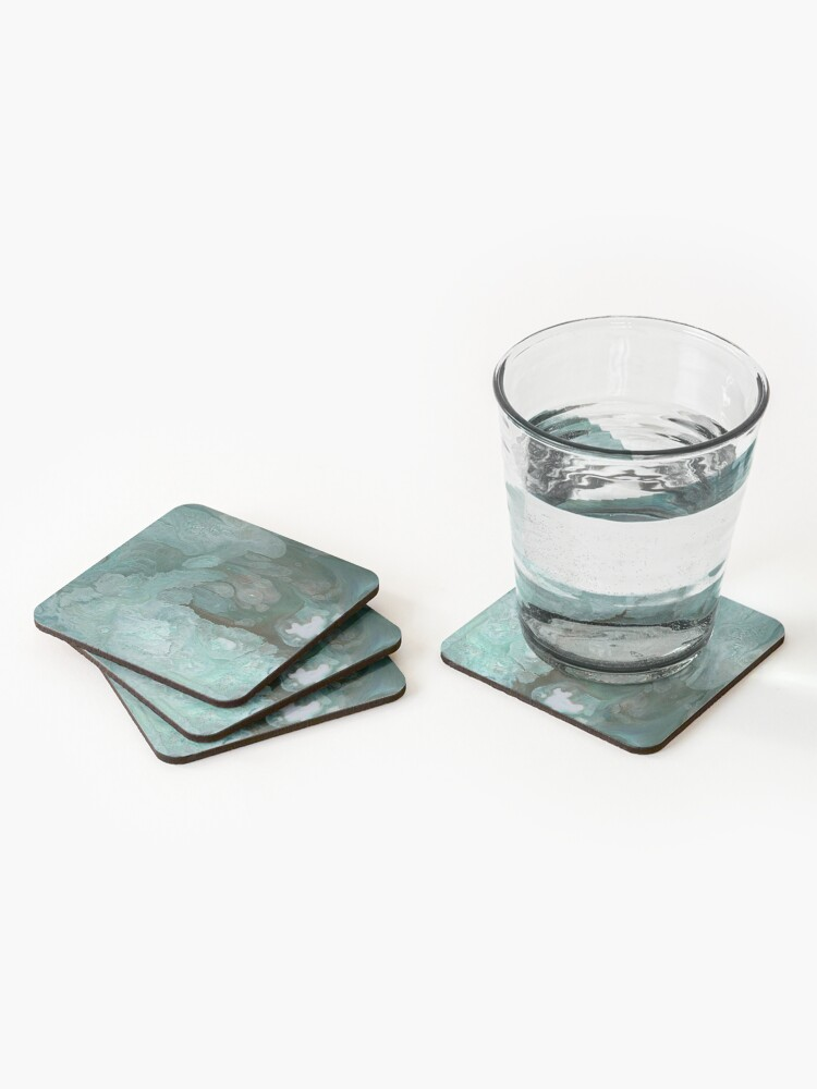 Alternate view of Sudden Thaw 3 Coasters (Set of 4)