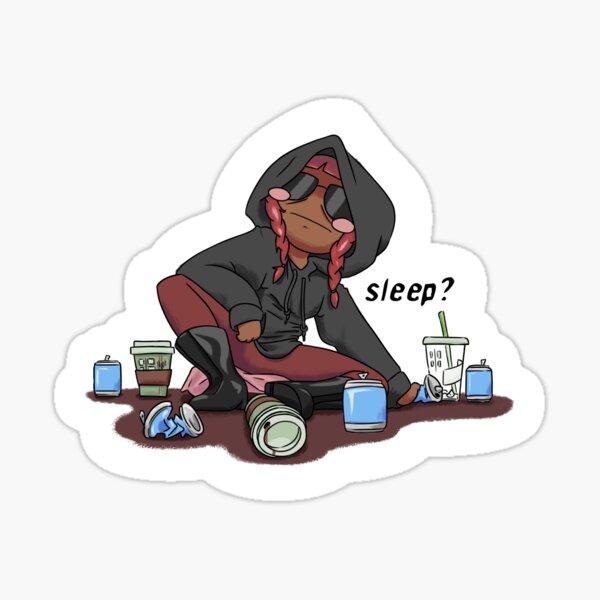 Müd Collection - Sleep? Sticker