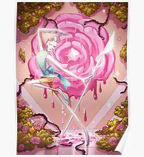 Steven Universe - Dancing Pearl Poster
