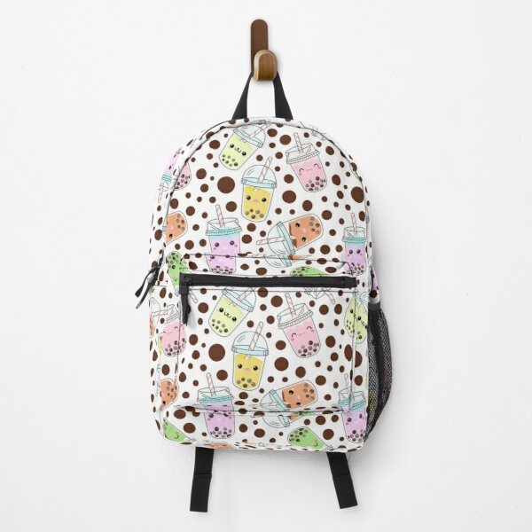 yummy bobba bubble tea Backpack