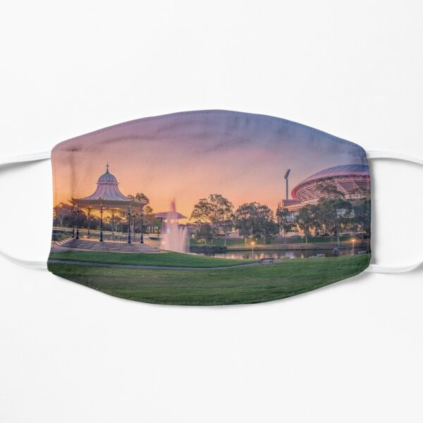 Adelaide Sunset  Mask