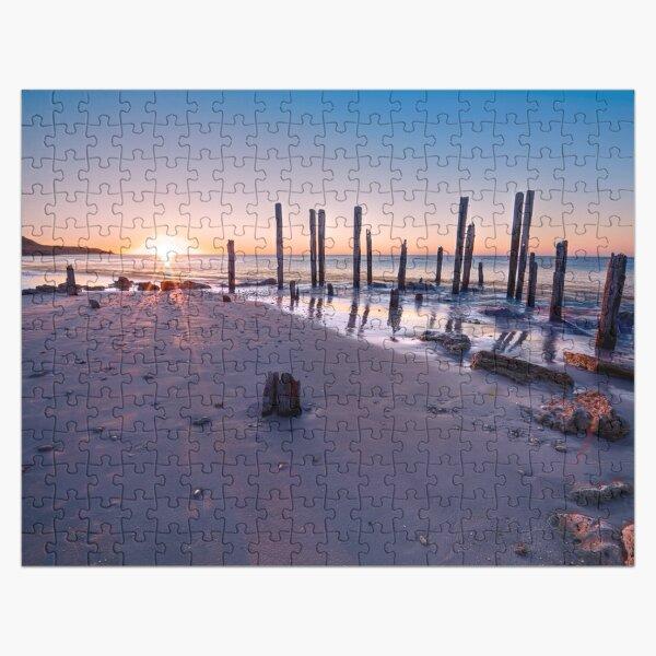 Port Willunga Sunset Jigsaw Puzzle