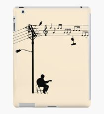 Wired Sound iPad Case/Skin
