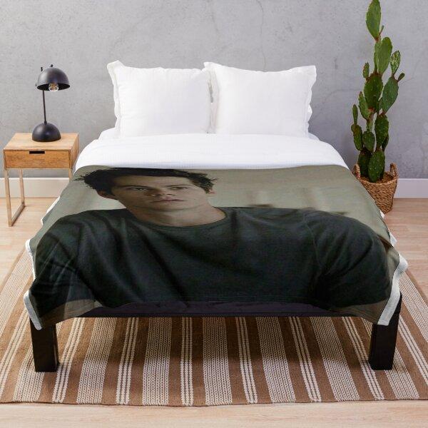 Stiles Stilinski Throw Blanket