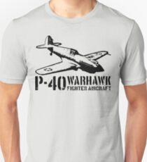 P-40 Warhawk Unisex T-Shirt