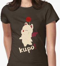 Final Fantasy - Kupo! Womens Fitted T-Shirt