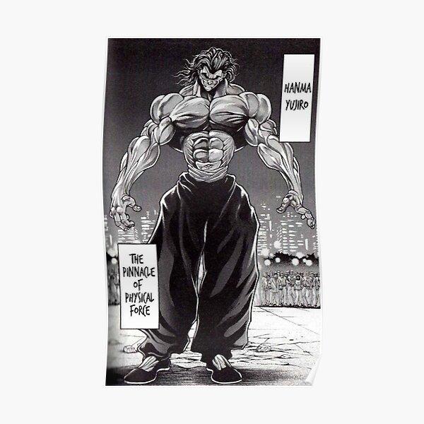 Yujiro Poster