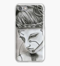 Oblivion drawing iPhone Case/Skin