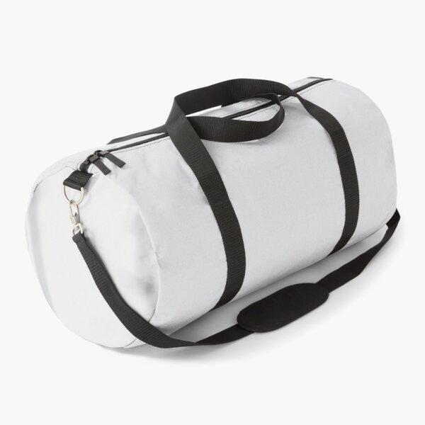 Black Bird in Flight Duffle Bag