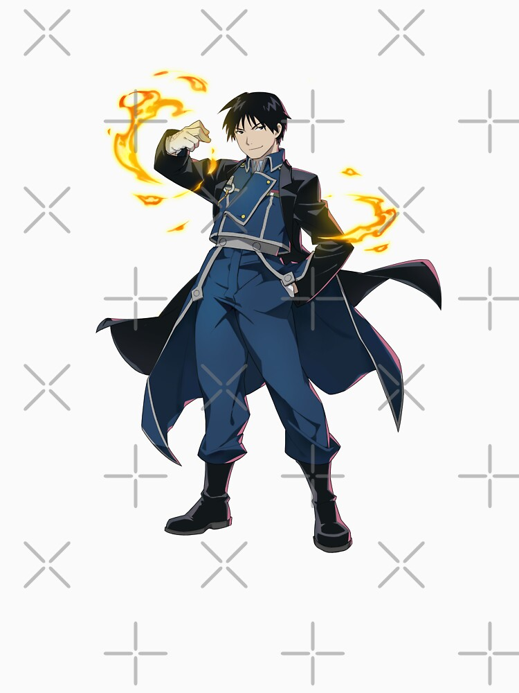 Roy Mustang by TerryHumphery