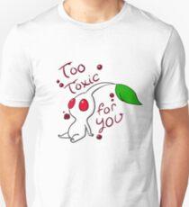Zu giftig für dich Slim Fit T-Shirt