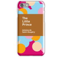 The Little Prince / Antoine de Saint-Exupéry iPhone Case/Skin