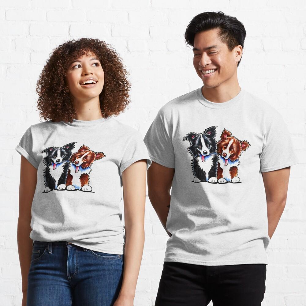 Little League Border Collies Classic T-Shirt