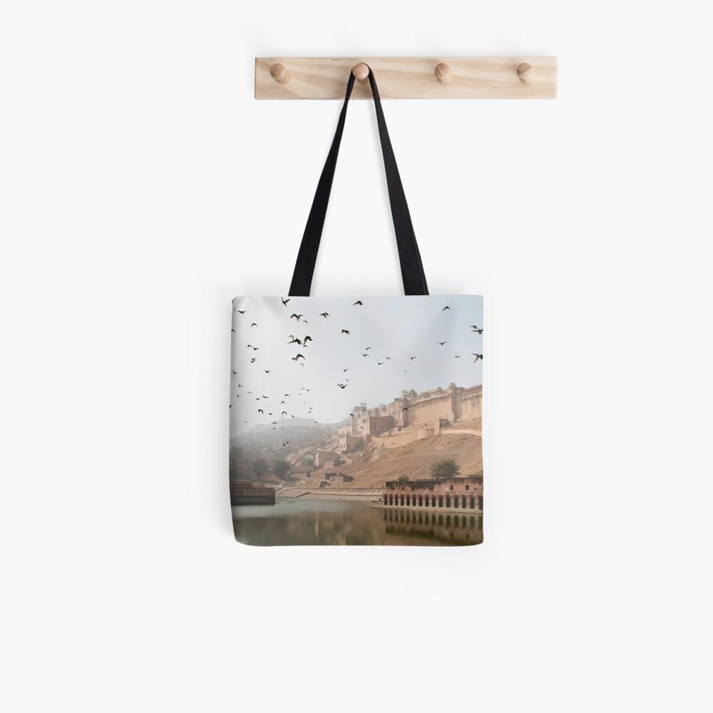 Jaipur Amber Fort Tote Bag