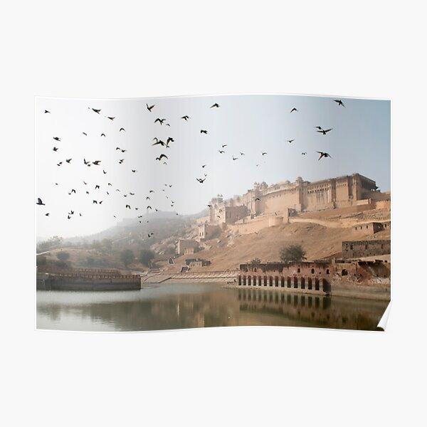 Jaipur Amber Fort Poster
