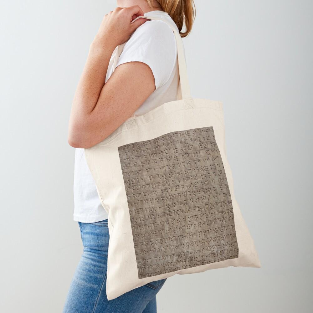 design, decoration, motif, marking, ornament, ornamentation, system, order, arrangement, form Tote Bag