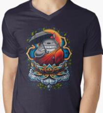 Enlightened Neighbor Men's V-Neck T-Shirt