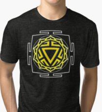 CHAKRA_3rd_MANTRA_2014 Tri-blend T-Shirt
