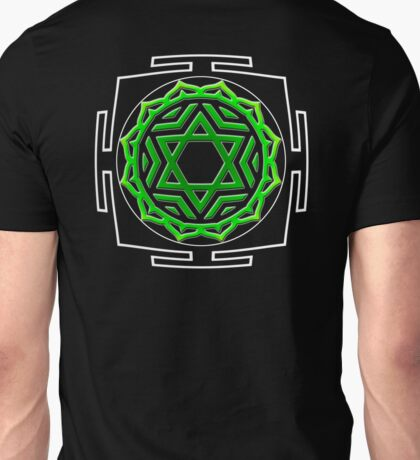 CHAKRA_4th_MANTRA_2014 T-Shirt