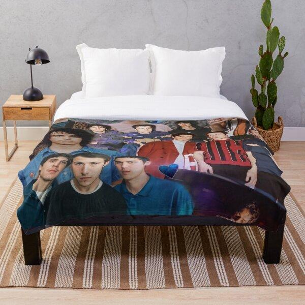 Wallows Collage Throw Blanket