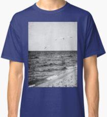 Lake Michigan Seagulls Classic T-Shirt