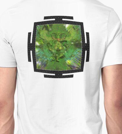 GREEN_GANEESHA_ANTAR_PRAVAS_2014_REMIX T-Shirt