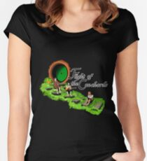 Fellowship of the Conchords Women's Fitted Scoop T-Shirt