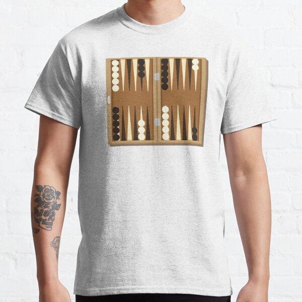BACKGAMMON BOARD Classic T-Shirt