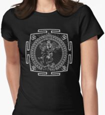 NATRAJA_MANTRA_2014 Women's Fitted T-Shirt