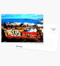 Bunbury WA - Tilt Shift Postcards