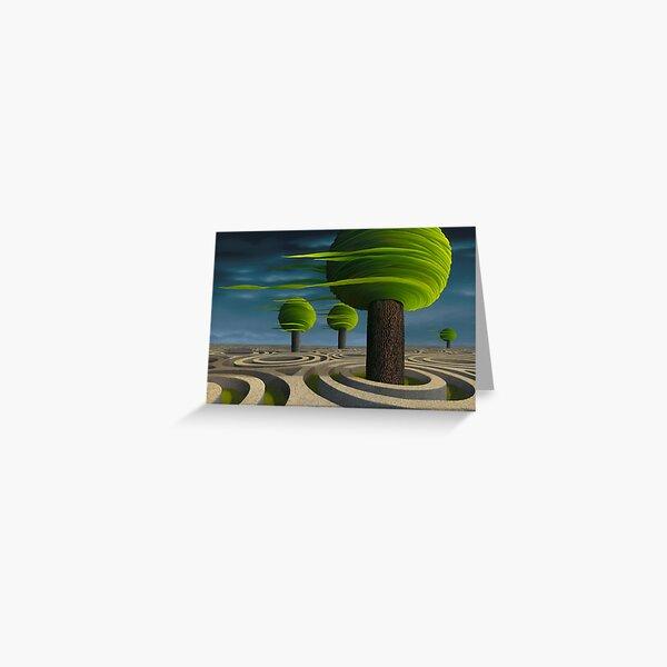 Tilia arbora Greeting Card