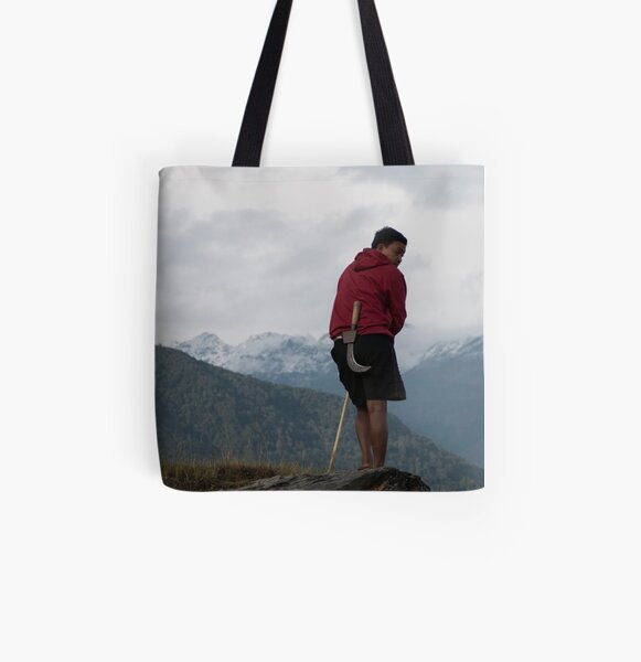 Shepherd All Over Print Tote Bag