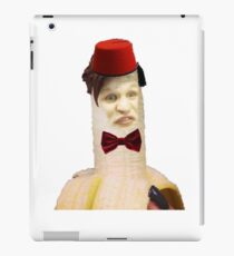 Banana Matt Smith iPad Case/Skin