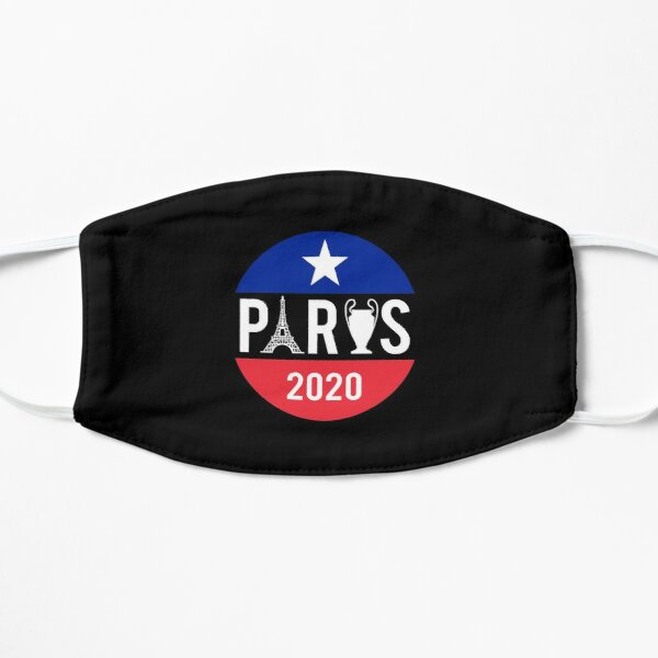Paris Saint Germain Champions League 2020 Version 1 Mask By Mostfaa26 Redbubble