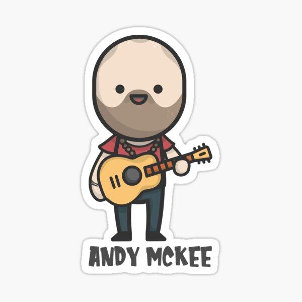 Andy McKee Sticker