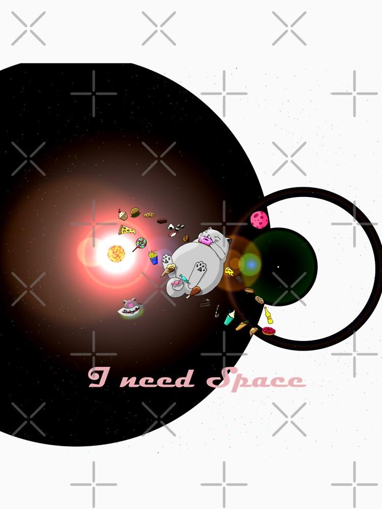 Caturn - I need Space (Novasun Version) von Boxcats