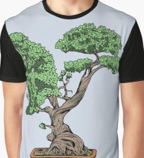 Bonsai Thinking Graphic T-Shirt