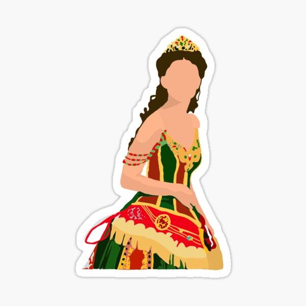 Christine Daaé Phantom design Sticker