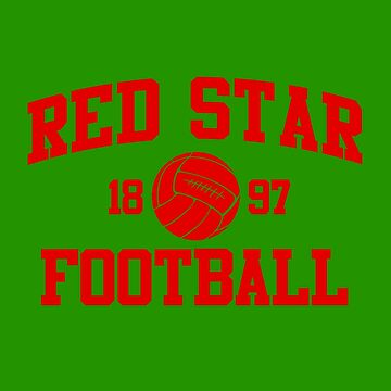 Red Star Football Athletic College Style 2 Color by Toma-51