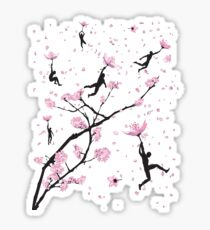Blossom Flight Sticker